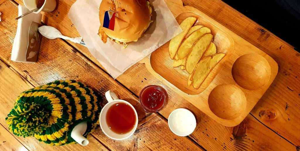 10 best places to eat in baguio - Fish and Chips London Style