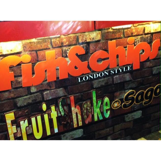 Best fish and chips in Baguio