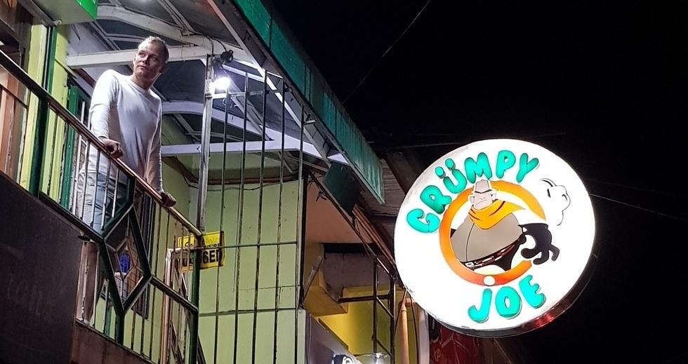 Grumpy Joe Burgers in Baguio