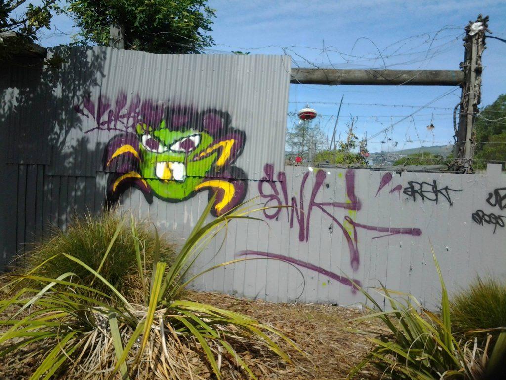 Graffiti removals in Christchurch