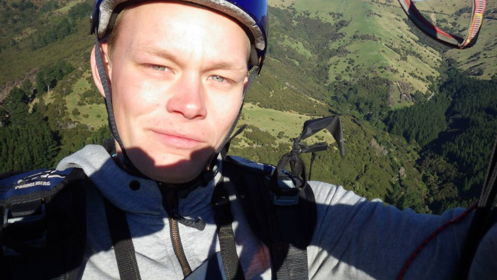 Paragliding in Christchurch - Parapro Estralians