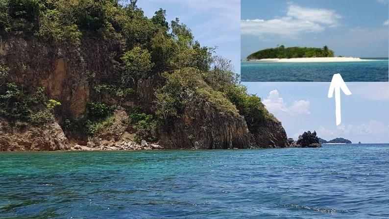 Rock Island Coron