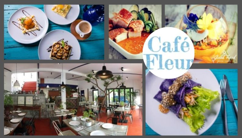 Cafe Fleur & 25 Seeds, Pampanga, Angeles City