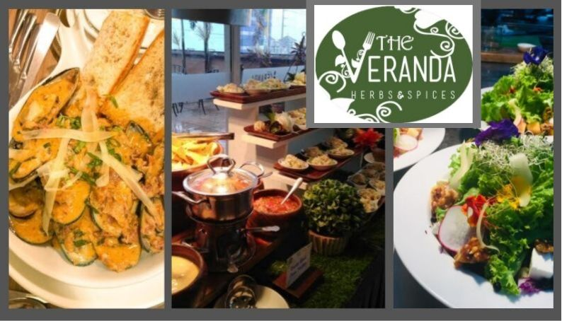 The Veranda Restaurant in Pampanga, Angeles City