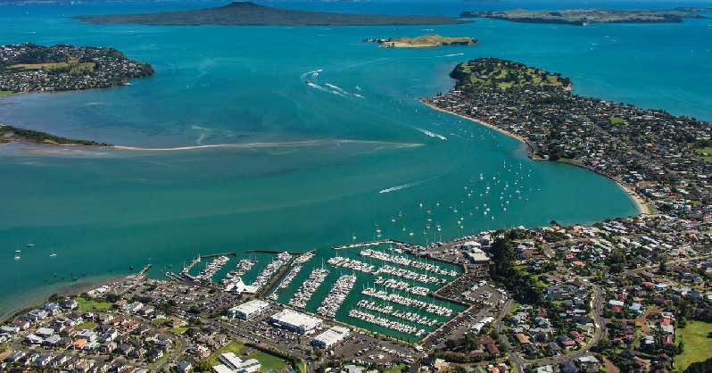 Places to visit in east Auckland