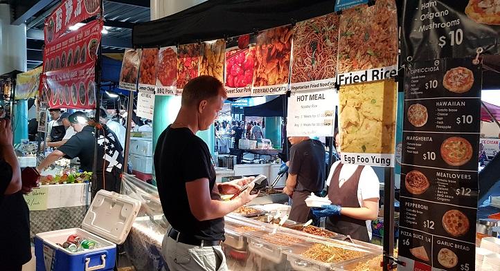 Glenfield Night Market Auckland
