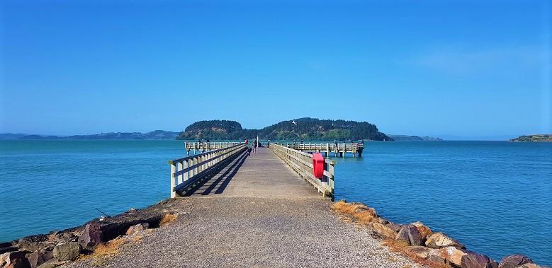 Visiting Waitawa Regional Park in East Auckland