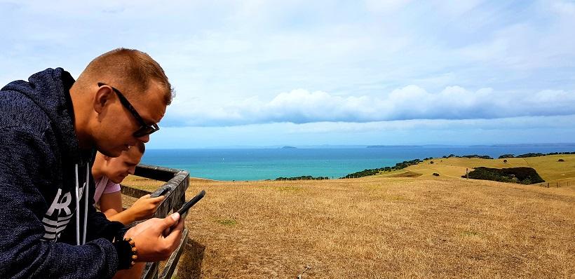 Best lookouts in Nort Auckland, New Zealand