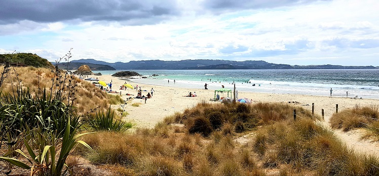 Best beaches in North Auckland, New Zealand
