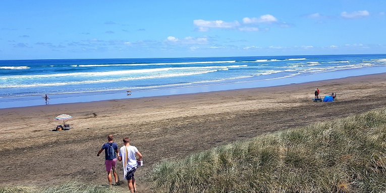 Best West Coast Beaches in Auckland