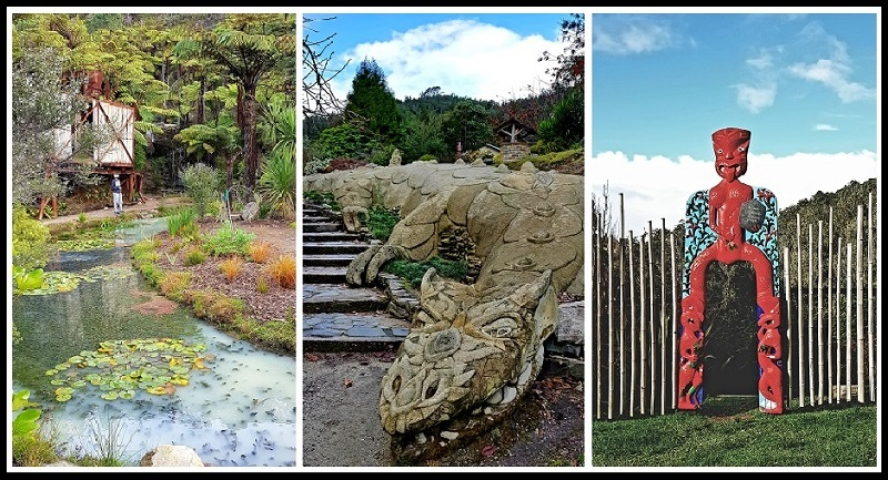 Free walks in Tauranga