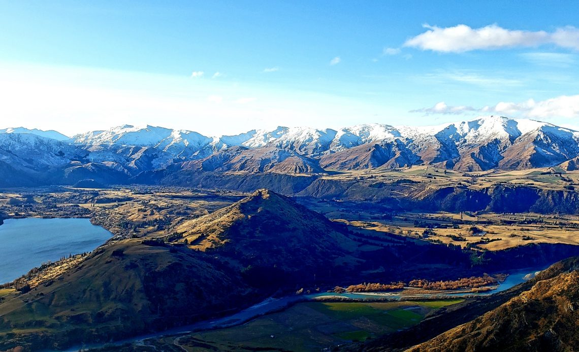 Views from The Remarkables