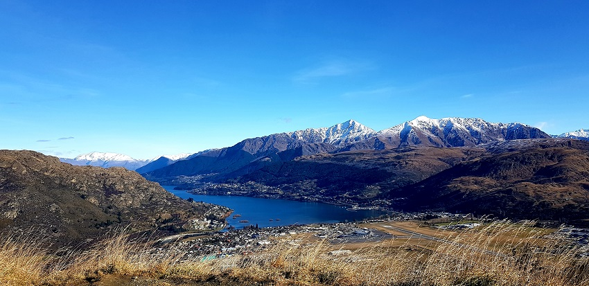 Best lookout Queenstown