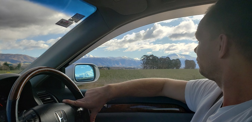 Scenic Road-Trip in South Island of New Zealand