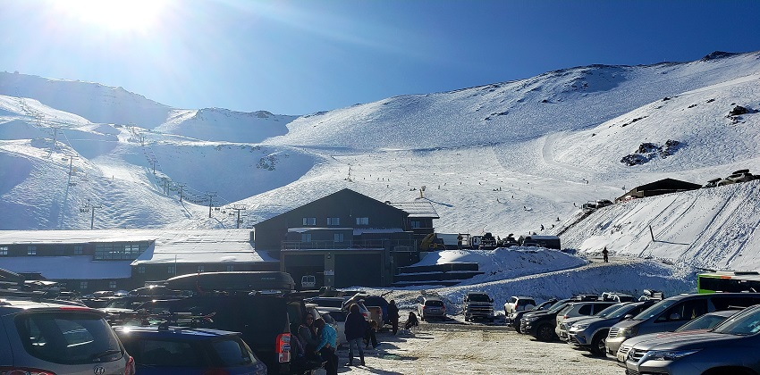 Best ski resort in new Zealand