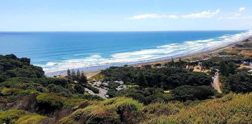 Best West Coast Beach in Auckland - Muriwai Beach