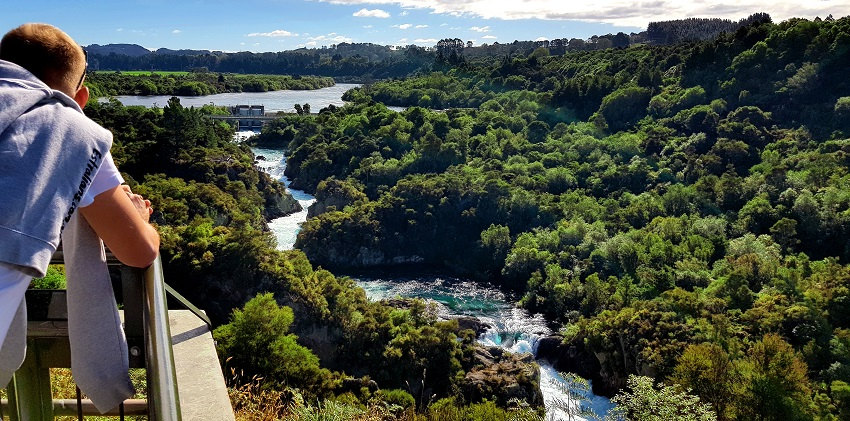Must do in Taupo, New Zealand