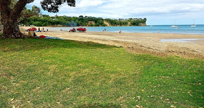 Best Beach in North Auckland