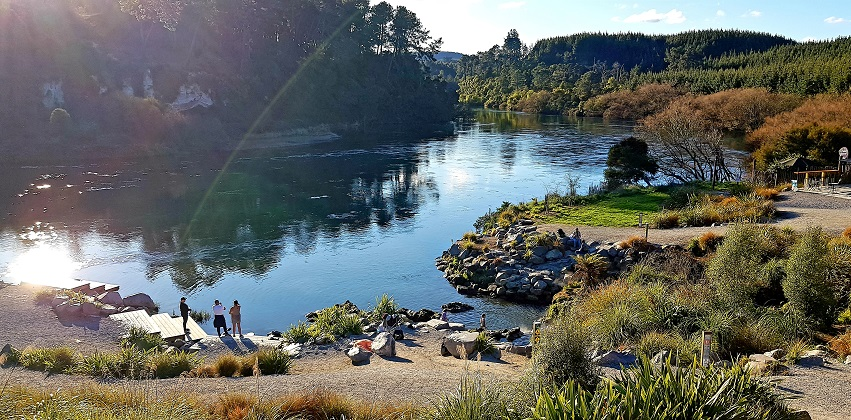 Best free things to do in Taupo, New Zealand