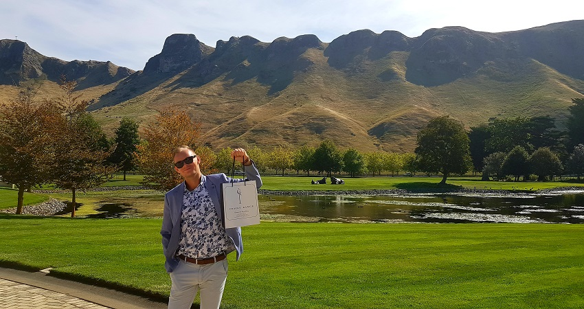 Must visit winery in Hawke's Bay, New Zealand