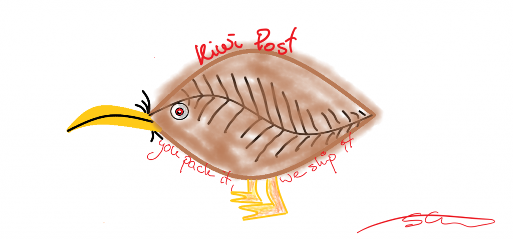 Kiwi Post by Estralians